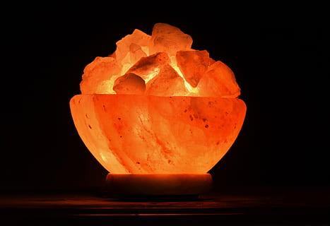 pink himalayan salt lamp benefits
